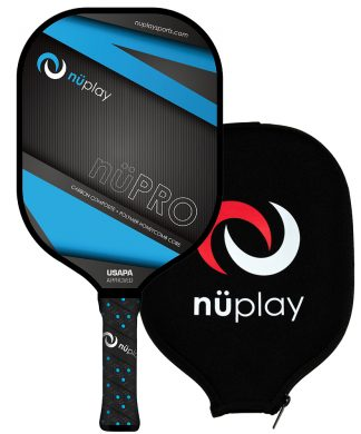 Nüplay nüPRO paddle with cover