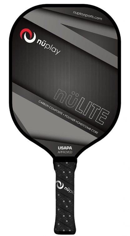 nüplay nüLITE paddle for all players