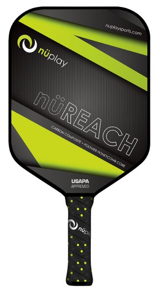 nüplay nüREACH paddle for intermediate players