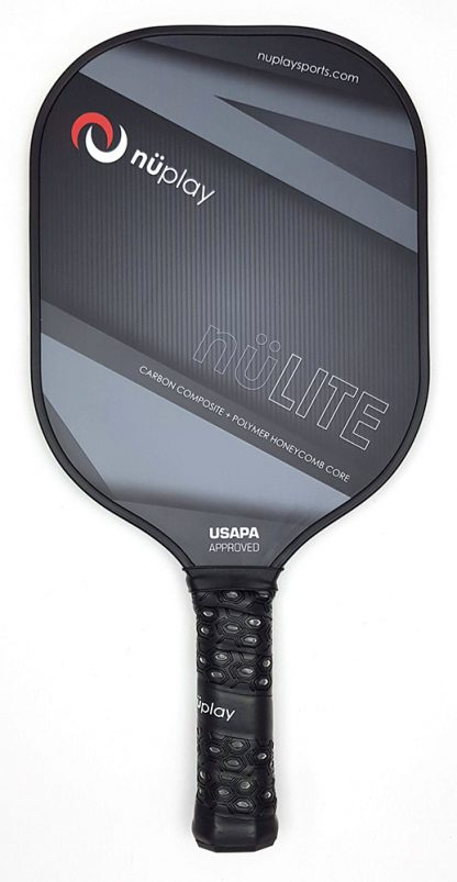 nüLITE paddle close-up